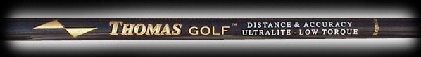 Golf Club Shaft