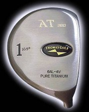 The Golf Driver -- or #1 Wood