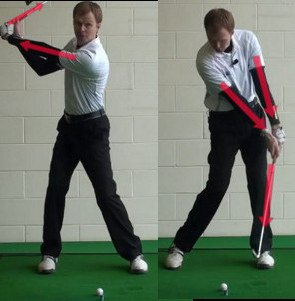 Tips to Cure an Early Golf Swing Release 1