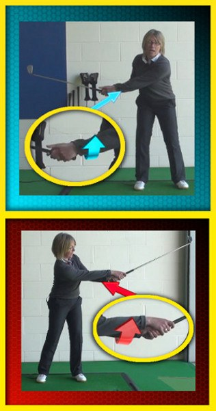 Unlocking the Mystery of the Golf Swing Release