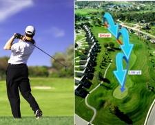 approach the golf shot