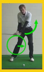 back legs key to a powerful swing 3