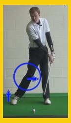 back legs key to a powerful swing 4