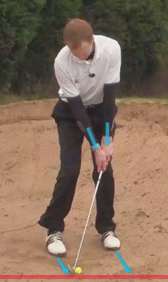 When and How to Chip From a Bunker, Golf Tip