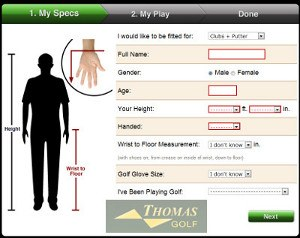 Golf Club Fitting Golf Term