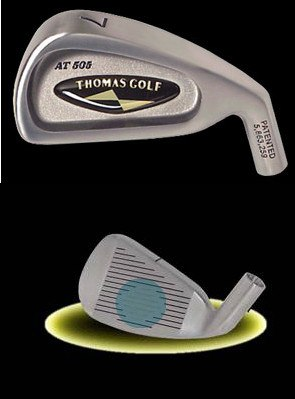 game improvement irons sweetspot