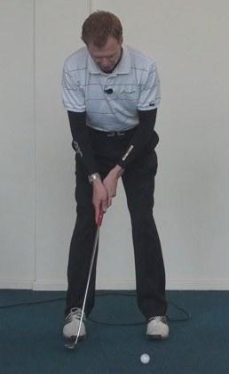 master fast golf green putt