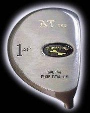 titanium driver