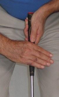 Putter Claw Grip