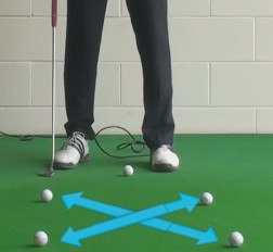 box for putts