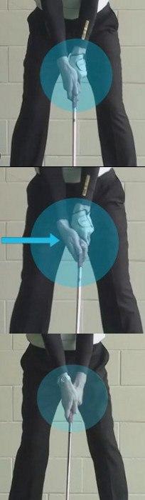 Part 1 Golf Fairway Woods: Grip