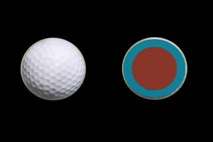 three piece golf ball