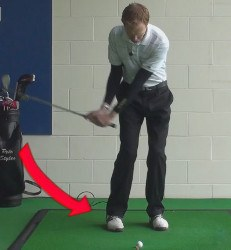 wedge part 5 downswing