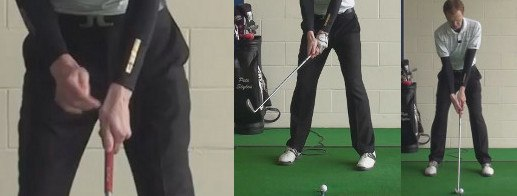How-to-Hit-A-Golf-Ball-Thats-Above-Your-Feet-A