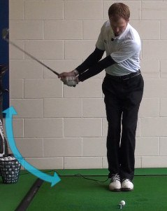 best golf drill ever feet together 3