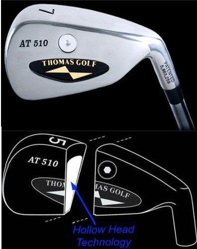 cavity back golf irons