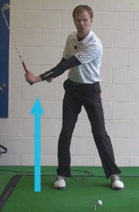 hold the angle for drives 1
