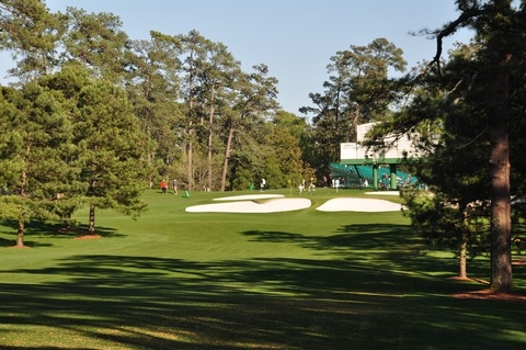 7th Green Augusta National