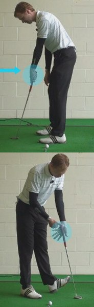 Steve Stricker Firm Wrists Throughout Golf Swing 3