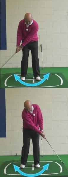 Steve Stricker Firm Wrists Throughout Golf Swing 4