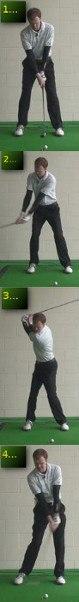 Steve Stricker Firm Wrists Throughout Golf Swing 5