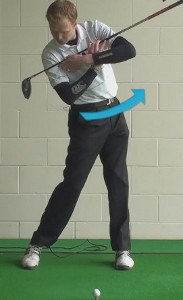 Clear the Hips for Power, Accuracy 1