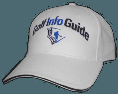 Golf Info Guide Hat