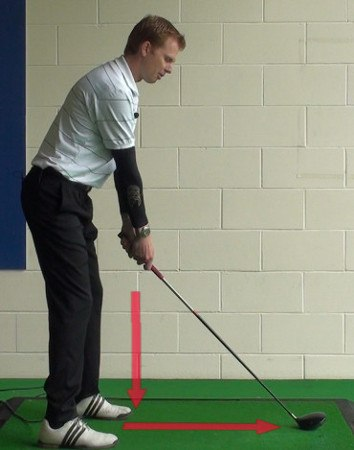 Stand Closer to the Ball for Higher Drives 1