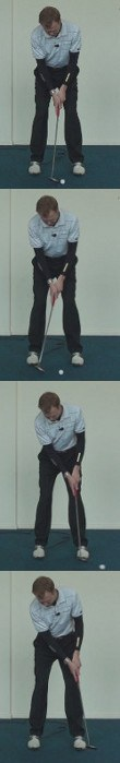 Use Arms and Shoulders for Consistent Putting A