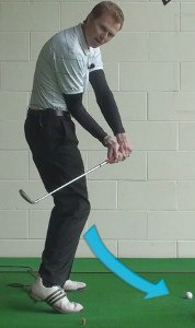 carl peterson downswing