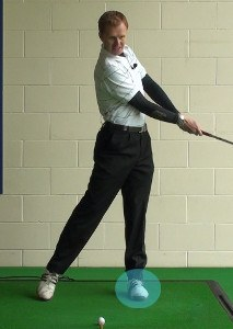 sam sneed downswing