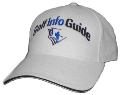 Golf Info Guide Hat