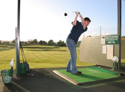 Make The Most Of Golf Practice On Mats