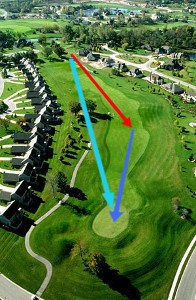 Hit Over Hazards to Set Up Shorter Approach Shots 1