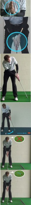 Causes and Cures: Chronically Leaving Putts Short