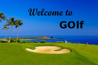 Welcome to golf1 - How Much Golf Do You Playing