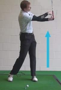 hold the angle for drives 3
