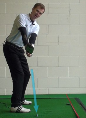 Think Clubhead Outside The Hands For Solid Takeaway