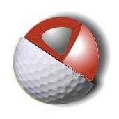golf ball disection