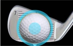 teeing with an iron
