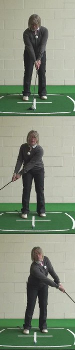 Hybrid Chip/Putt a Great Choice from the Fringe - Golf Tip