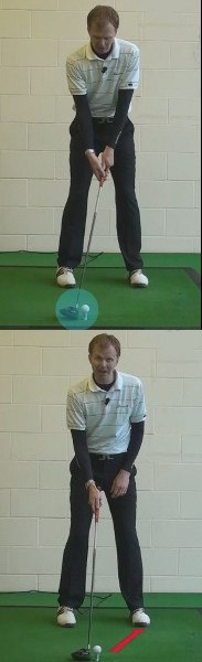 Causes and Cures: Drives are Too High - Golf Tip 1