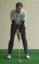mid length belly putter