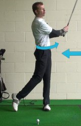 no backswing drill 2