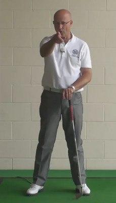 senior golf tips A