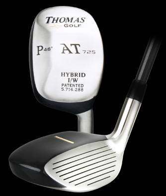 Peter Sewell 5-PW Square Hybrids model AT 725
