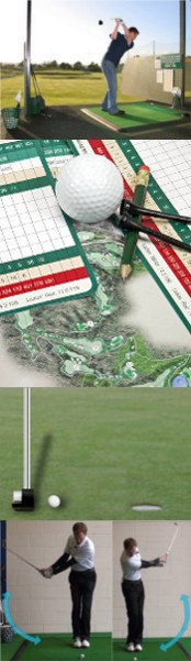 How to Make Golf Practice Fun: On the Range