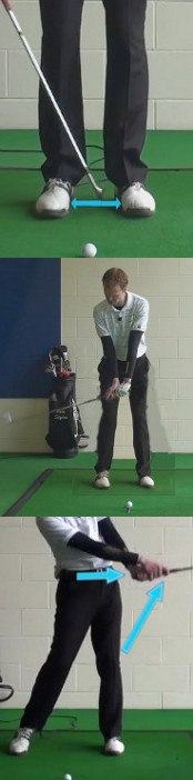 Control the Clubhead with Hinge Golf Drill