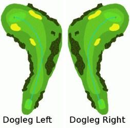 dogleg term