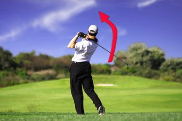 Golf Hook Tips Lesson Chart